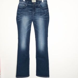 BKE Stella Tailored Bootcut Jeans Size 26 Long